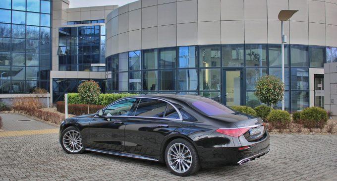 Testiramo Mercedes S 400 d L 4MATIC od 151.000 eur