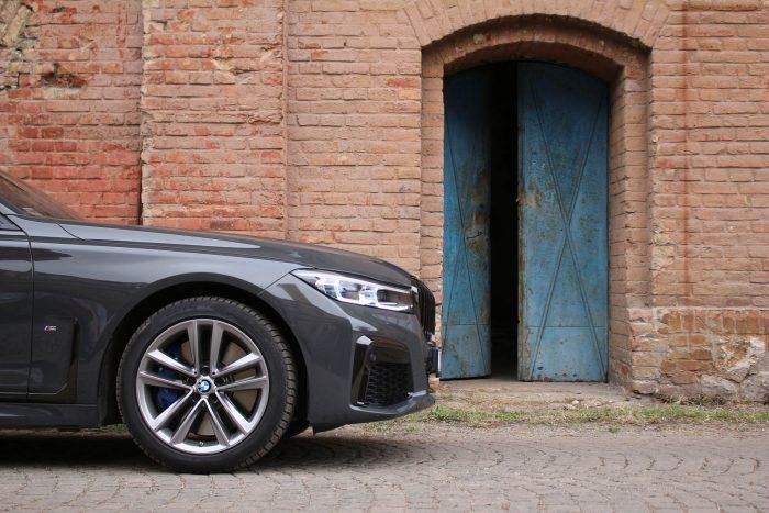 Auto magazin Srbija Test BMW 730d