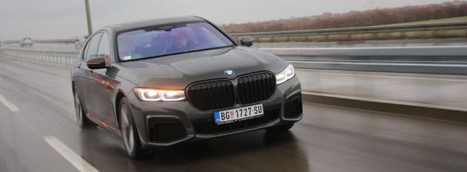 TEST: BMW 730d xDrive