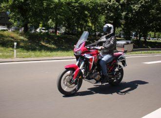 MOTO TEST: Honda CRF 1100L Africa Twin