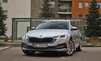 Nova Škoda octavia Combi 2,0 TDI na testu Auto magazina