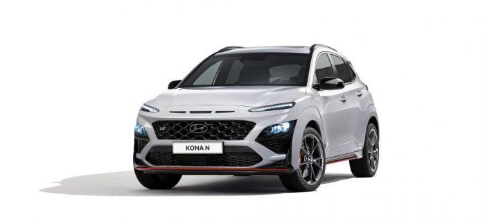 Hyundai KONA N DCT