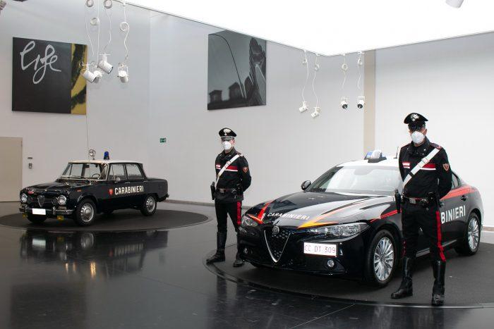 Blindirana Alfa Giulia