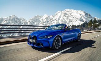BMW M4 Competition dobio kabriolet verziju