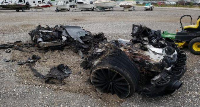 Nećete verovati koliko traže za McLaren GT pepeo