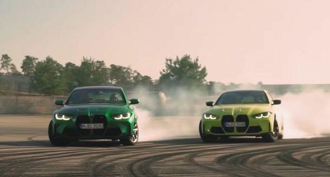 BMW M3 & M4 u rukama drift profesionalaca