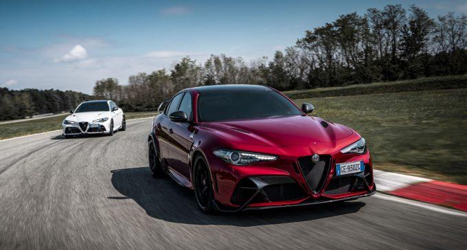 Teško da može bolje: Alfa Romeo Giulia GTA