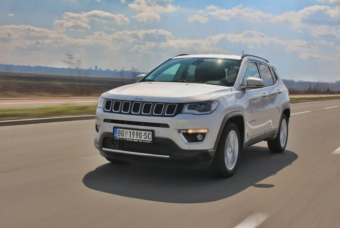 Jeep Compass 1,3 DDCT Limited
