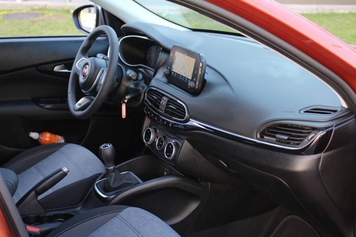 Prueba Fiat Tipo Cross