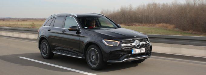 TEST: Mercedes GLC 220 d 4MATIC