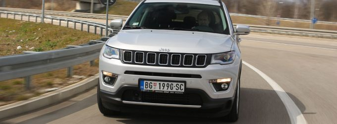 TEST: Jeep Compass 1,3 Turbo 150 DDCT 4×2