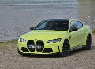Testirali smo koliko je brutalan BMW M4 Competition