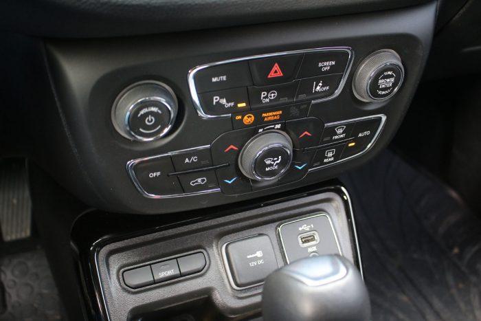 Test Jeep Compass 1,3 Turbo 150 DDCT 4x2