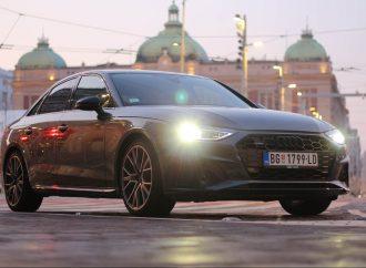 TEST: Audi A4 Sedan 40 TDI quattro S tronic