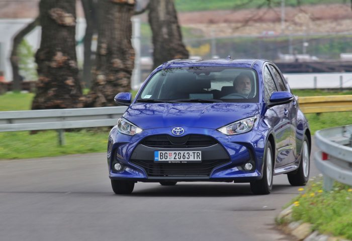 Prueba Toyota Yaris 1.0 iskustva