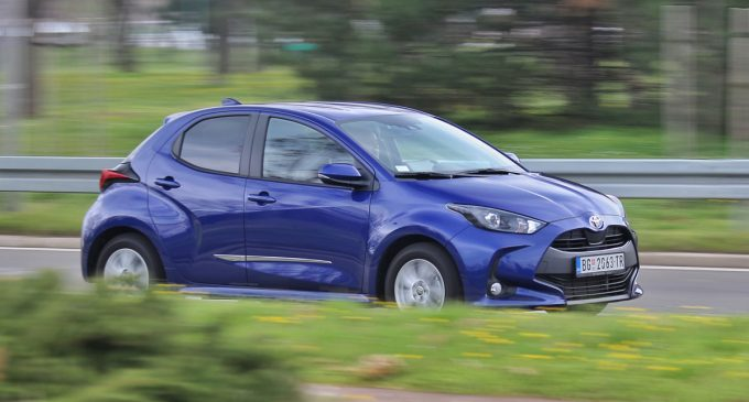 Kako se Toyota Yaris 1,0 pokazala na testu pročitajte u Auto magazinu