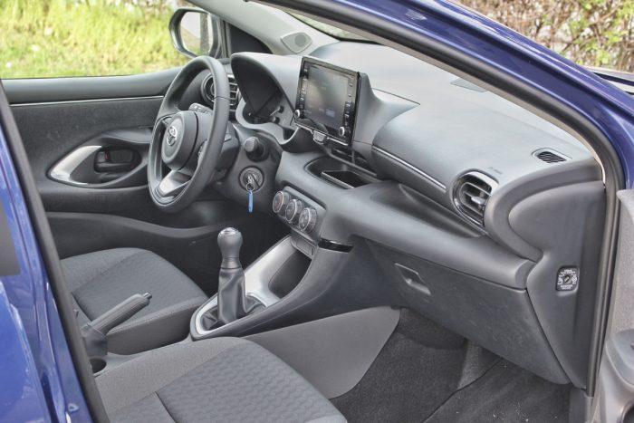 Test Toyota Yaris 1.0 iskustva