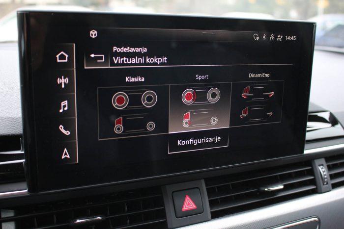 Test Audi A4 Sedan 40 TDI quattro S tronic