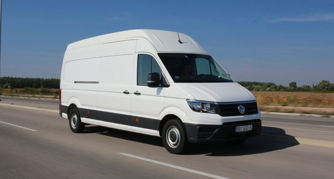 TEST: Volkswagen Crafter 2.0 TDI Furgon 35 LR