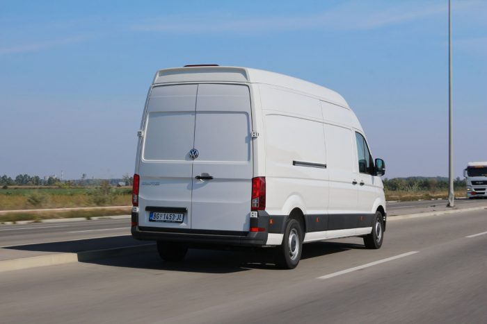 Test VW Crafter 2.0 TDI iskustva