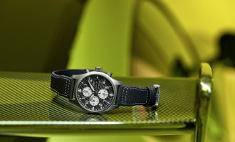 IWC Schaffhausen i Mercedes-AMG predstavili novi sat