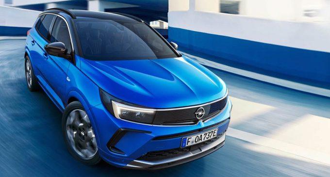Predstavljen redizajnirani Opel Grandland