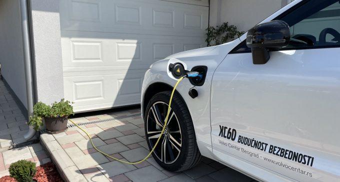 Testiramo Volvo XC60 T8 Recharge