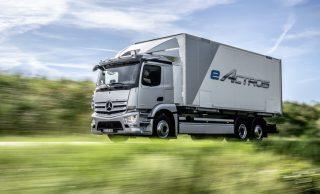 Premijera: Mercedes-Benz eActros