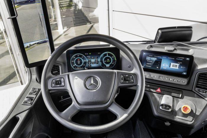 Mercedes-Benz eActros