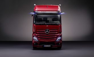 Mercedes-Benz Actros L: najveći i najluksuzniji