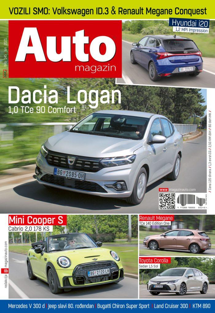 Novi broj Auto magazin