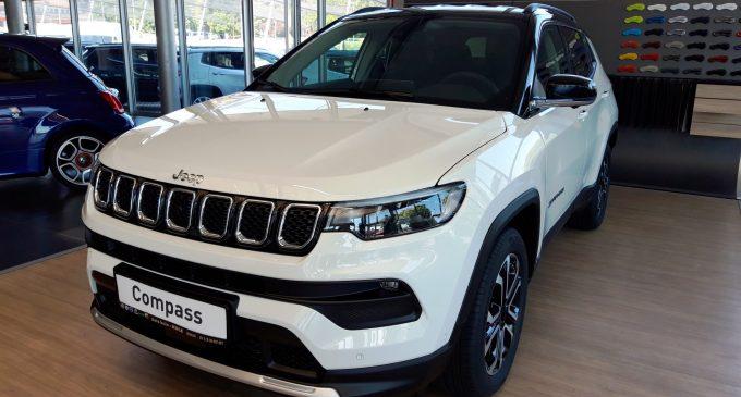 Specijalna ponuda za novi Jeep Compas sa isporukom odmah po uplati