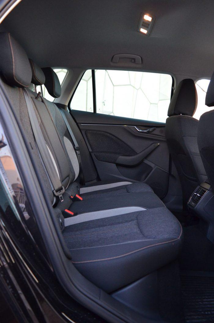 Test Škoda Kamiq 1.5 TSI