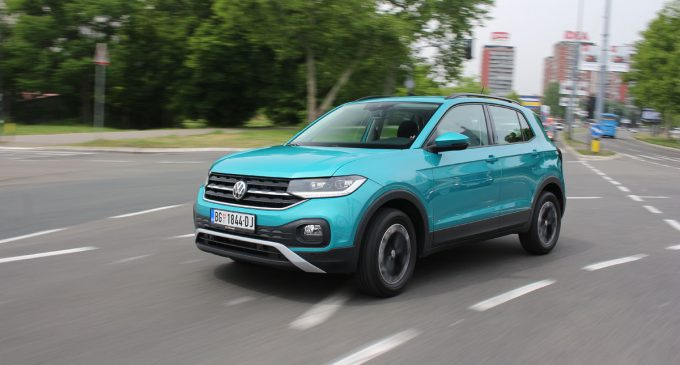 TEST: Volkswagen T-Cross 1,0 TSI Life