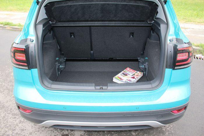 VW T-Cross 1,0 TSI Life