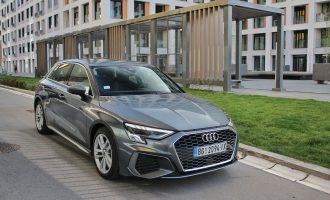 Testiramo novi Audi A3!