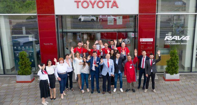 Toyota Ichiban nagrada ove godine ide u Niš