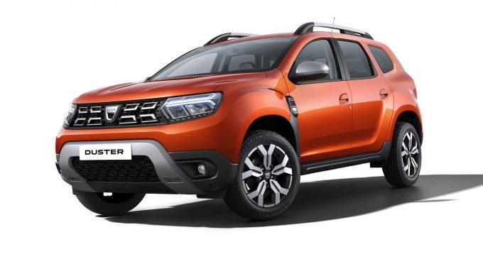 Redizajniran Dacia Duster