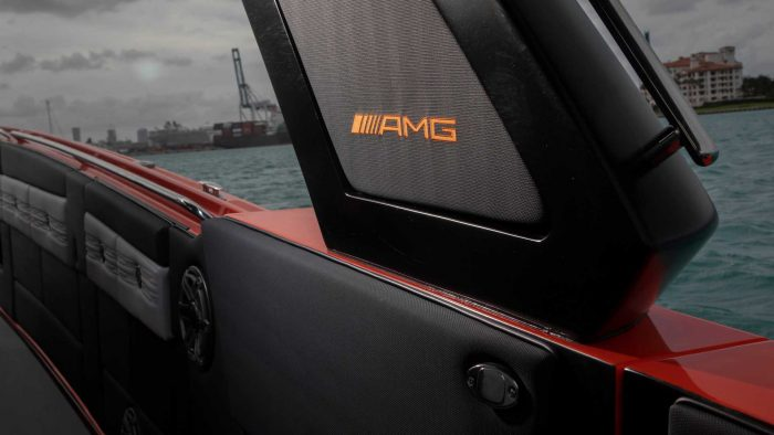 Mercedes-AMG Cigarette