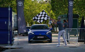 Toyota Mirai obara rekord: sa jednim rezervoarom 1000 kilometara!