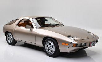 Prodaje se Porsche 928 na kome je Tom Cruise učio da vozi sa manuelnim menjačem
