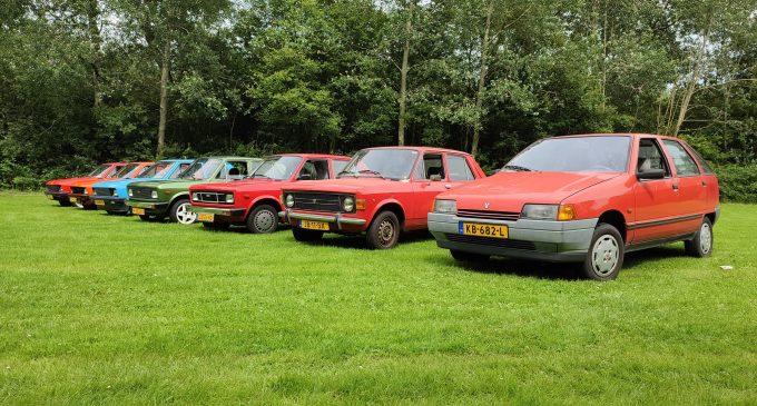 U Holandiji sve više ljubitelja Zastavinih vozila