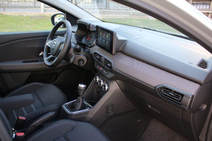 Test Dacia Logan