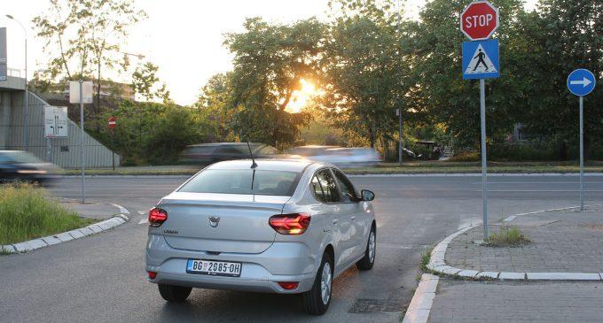 Novi Dacia Logan na testu Auto magazina