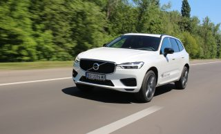 TEST: Volvo XC60 T8 Recharge AT8 AWD R-Design