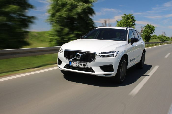 Volvo XC60 T8 Recharge AT8 AWD R-Design