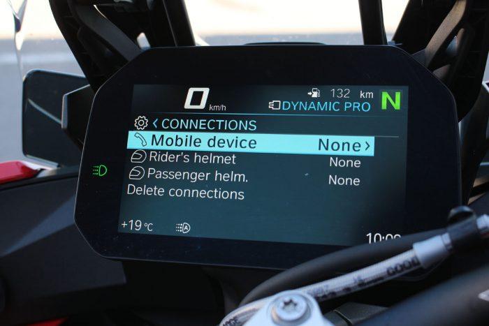 Test BMW S 1000XR
