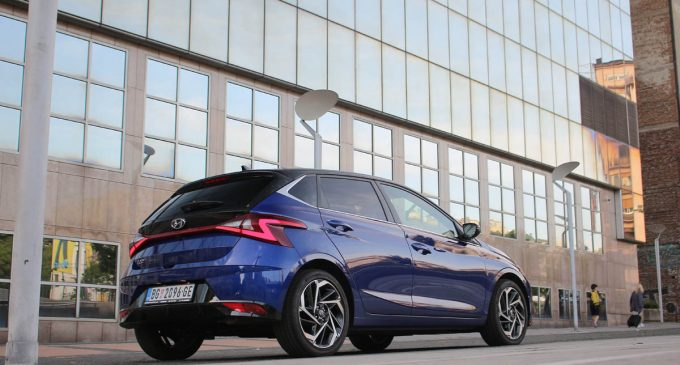 Novi Hyundai i20 na testu Auto magazina!