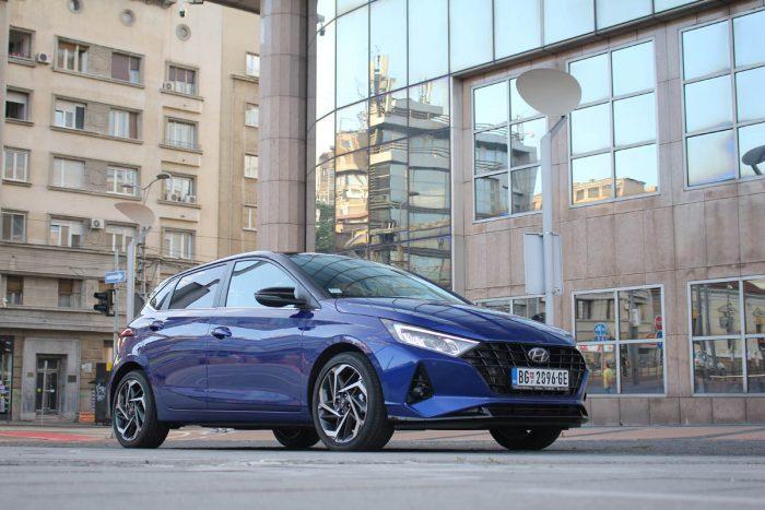 Test Hyundai i20 1.2 MPI