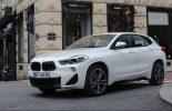 TEST: BMW X2 sDrive 18d M Sport